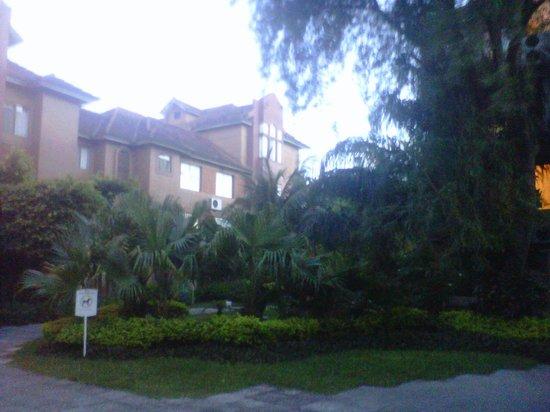 Buganvillas Hotel Suites & Spa: Entorno exhuberante
