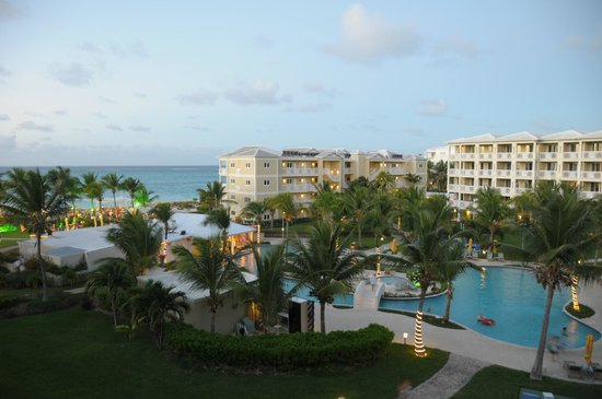 Alexandra Resort: View from Building 3