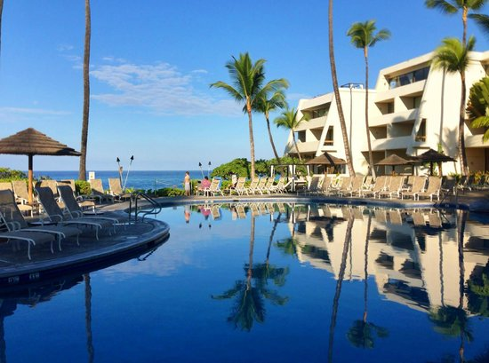 Sheraton Kona Resort & Spa at Keauhou Bay: Pool area