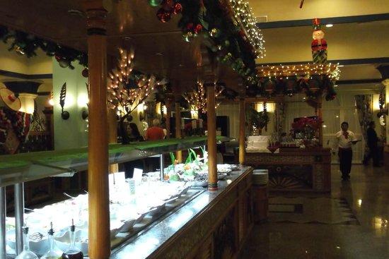 Hotel Riu Playacar : El Porche
