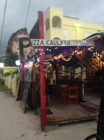 Pizza Caulker!