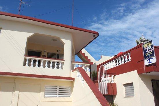 Hostal Ciro y Lourdes: casa de Ciro y  Lourdes