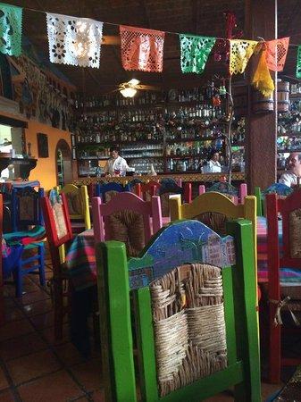 Pancho's Restaurant & Tequila Bar: los panchos