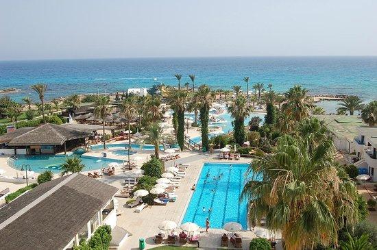 Adams Beach Hotel: из номера