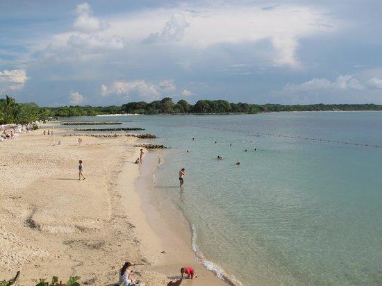 Decameron Barú: Playa del hotel