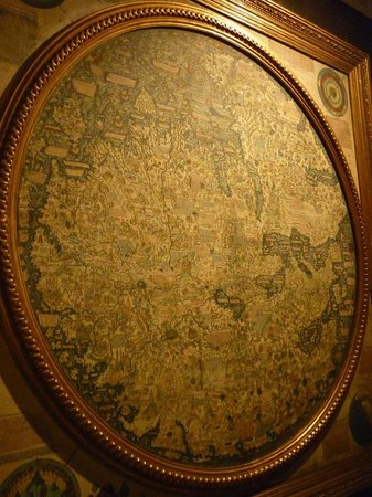 Museo Galileo - Institute and Museum of the History of Science: Mapa mundi