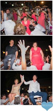 Hotel Suites Villasol : Dancing