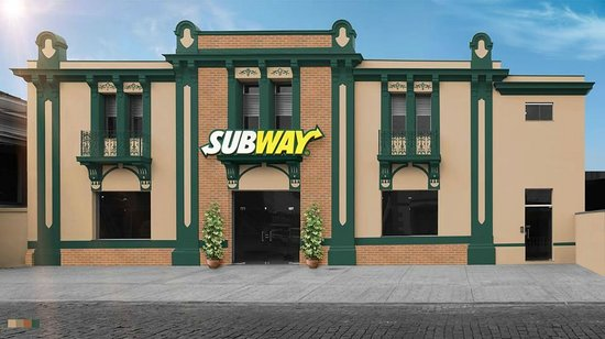 Subway Mococa