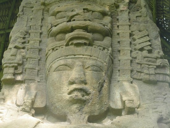 Archaeological Park and Ruins of Quirigua: Quiriguá King