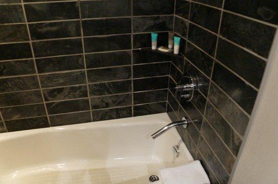 Hyatt Regency Vancouver : bathtub