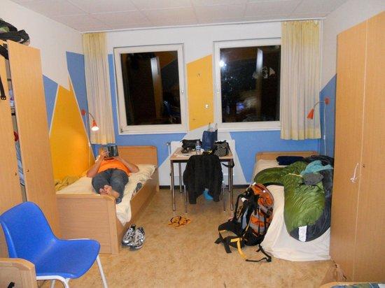 Happy Bed Hostel: 2 bed room