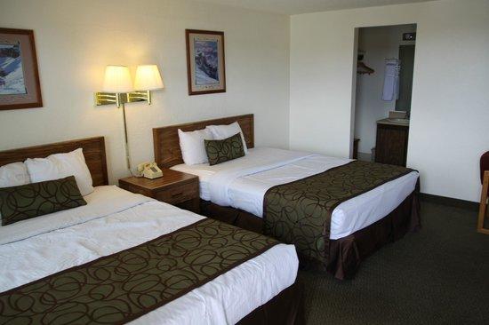Bryce View Lodge: Zimmer mit zwei Queensize-Betten