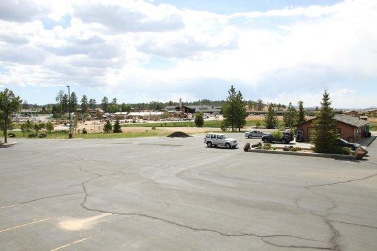 Bryce View Lodge : Blick vom Zimmer