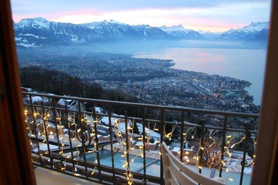 Le Mirador Resort & Spa: from my room