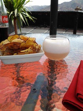 Marcelo Batata Restaurant: deliciosas batatas e pisco sour