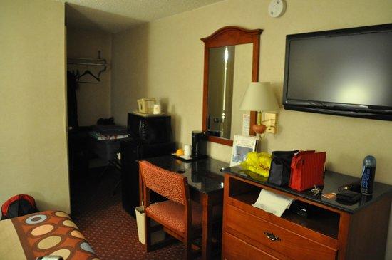 Super 8 North Bergen NJ/NYC Area : Camera dell'hotel