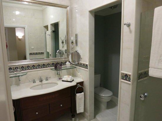 The Ritz-Carlton, Istanbul: Bathroom