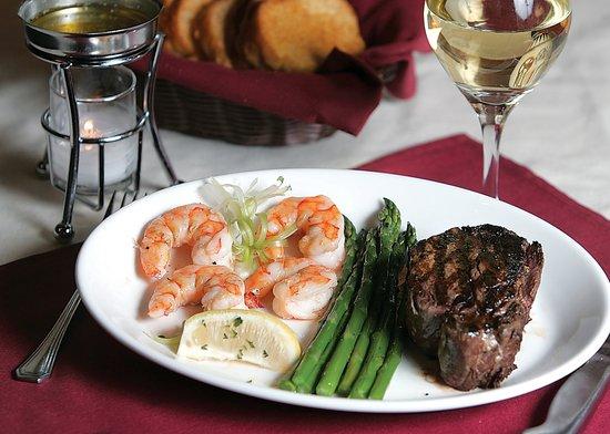Michael's: Steak and Shrimp