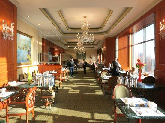 The Ritz-Carlton, Istanbul: The restaurant