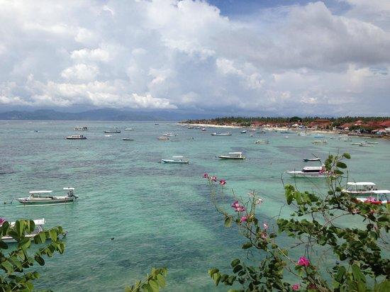 Batu Karang Lembongan Resort & Day Spa: View
