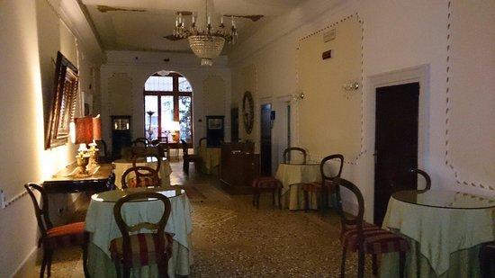 Hotel Casa Verardo - Residenza D'Epoca: Salón Desayuno