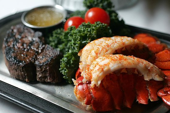 Michael's : Steak and Lobster