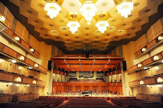 Concert Hall Picture Of John F Kennedy Center For The