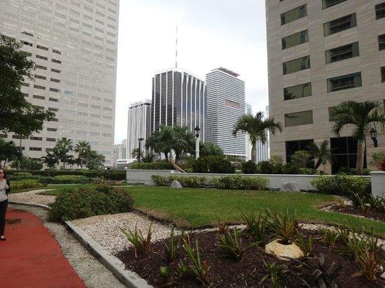 InterContinental Miami: Amplo espaço