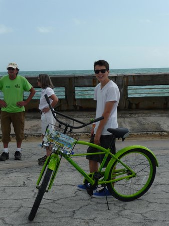 Key Lime Bike Tours : Key Lime Bike Tour