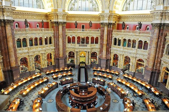 Biblioteca del Congreso: The library