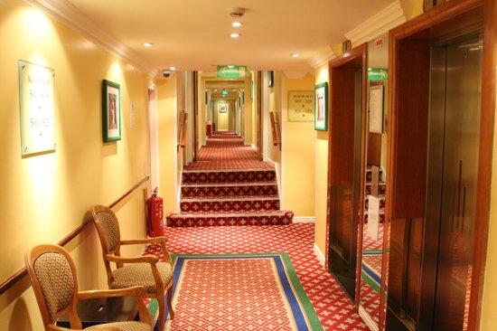 Lancaster Gate Hotel : hotel