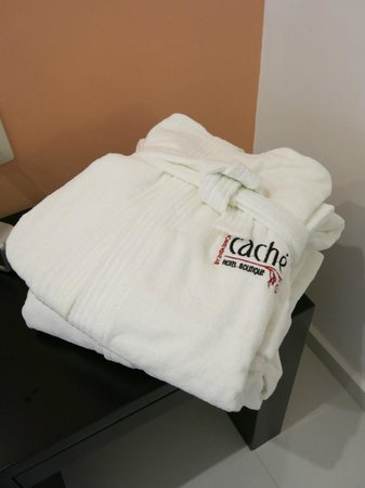 Cache Hotel Boutique: Amenities