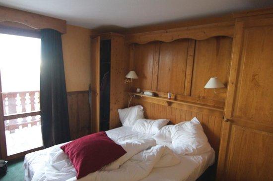Hôtel Les Balcons Village : Наш номер