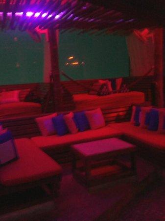Thai: Sala Lounge piscina de delfines