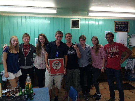 Pacific Coast Lodge and Backpackers : Happy Bday Torben