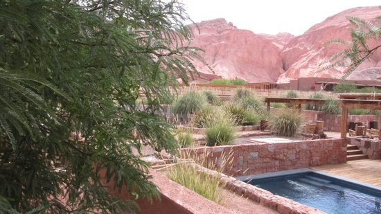 Alto Atacama Desert Lodge & Spa: Una de las 7 piscinas