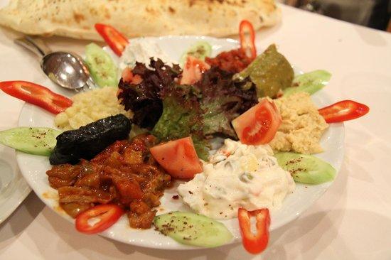 Masal Restaurant : Meze