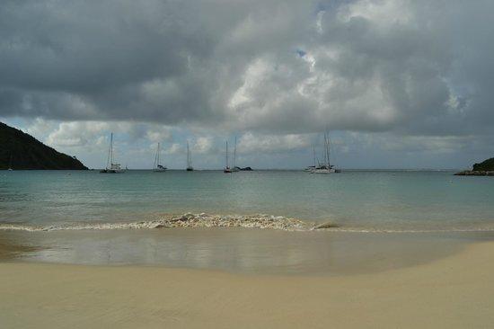 Hotel Riu Palace St Martin: plage