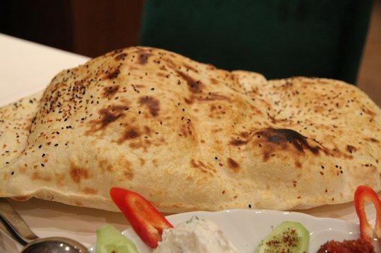 Masal Restaurant : Bread