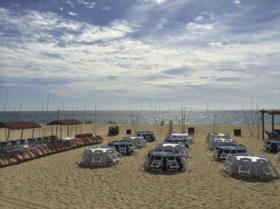 Playa Grande Resort : Beach