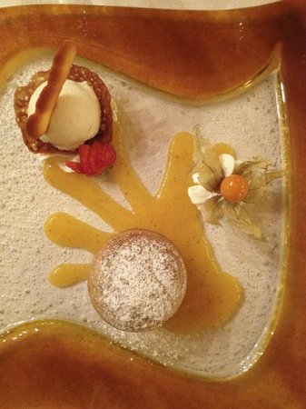 Il Meloncino al Caminetto: dessert