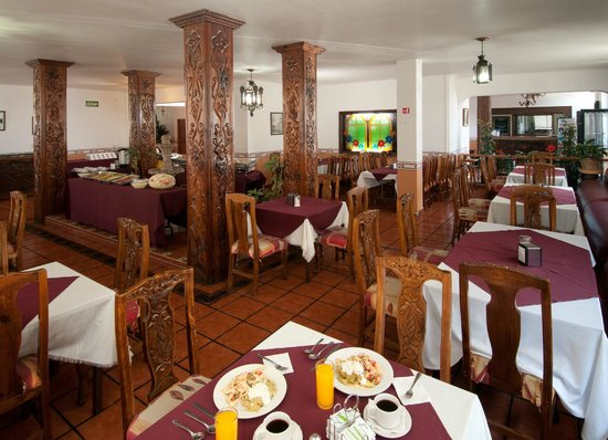 Vista Express Morelia: Restaurant