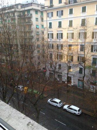 Melia Genova : Panorama dalla finestra