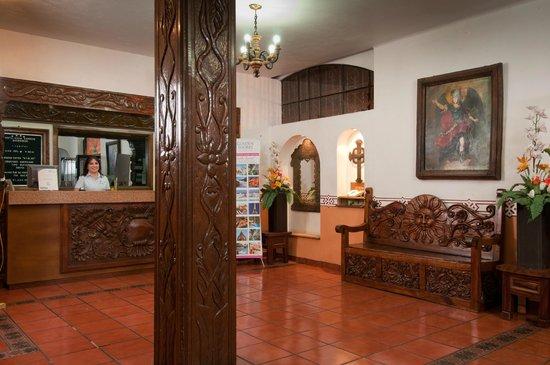 Vista Express Morelia: Lobby
