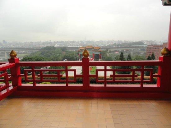Grand Hotel Taipei: City View Room with Balcony