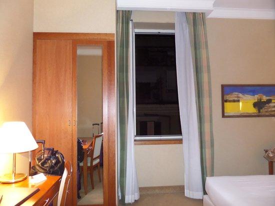 Hotel Apogia Lloyd Roma : Clean room
