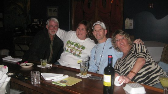 "Louisiana Lagniappe : Fun great food @ my ""Cheers"" bar!"