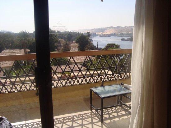 Movenpick Resort Aswan: Balacony
