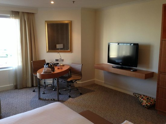 Hyatt Regency Perth: Comfy room