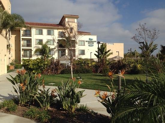 Homewood Suites by Hilton San Diego Airport - Liberty Station: great location and nice grounds to walk around